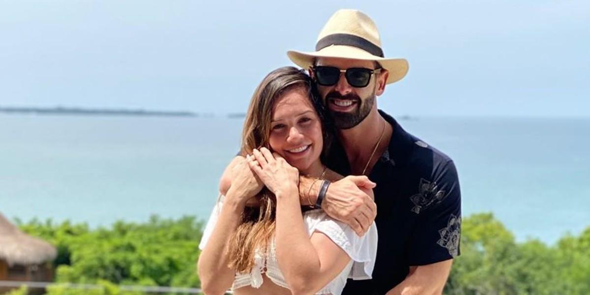 ¿Ya lo quiere casar? La 'pulla frentera' que Lina Tejeiro le lanzó su novio