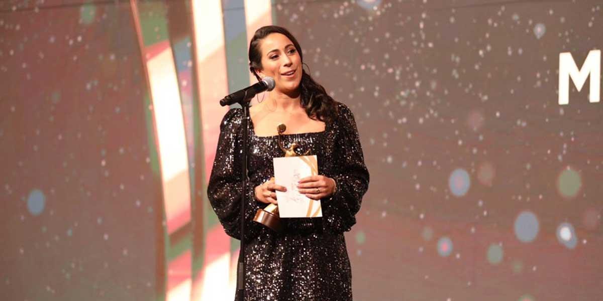 Mariana Pajón es elegida como la mejor deportista de América