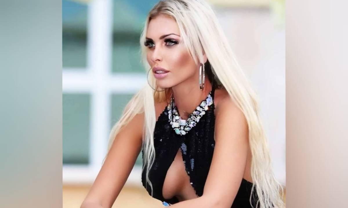 Despampanante modelo Playboy se lanza como candidata a la presidencia de Croacia