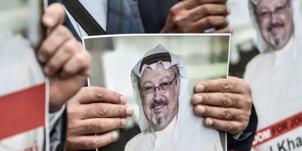 La macabra conversación de los asesinos del periodista Jamal Khashoggi