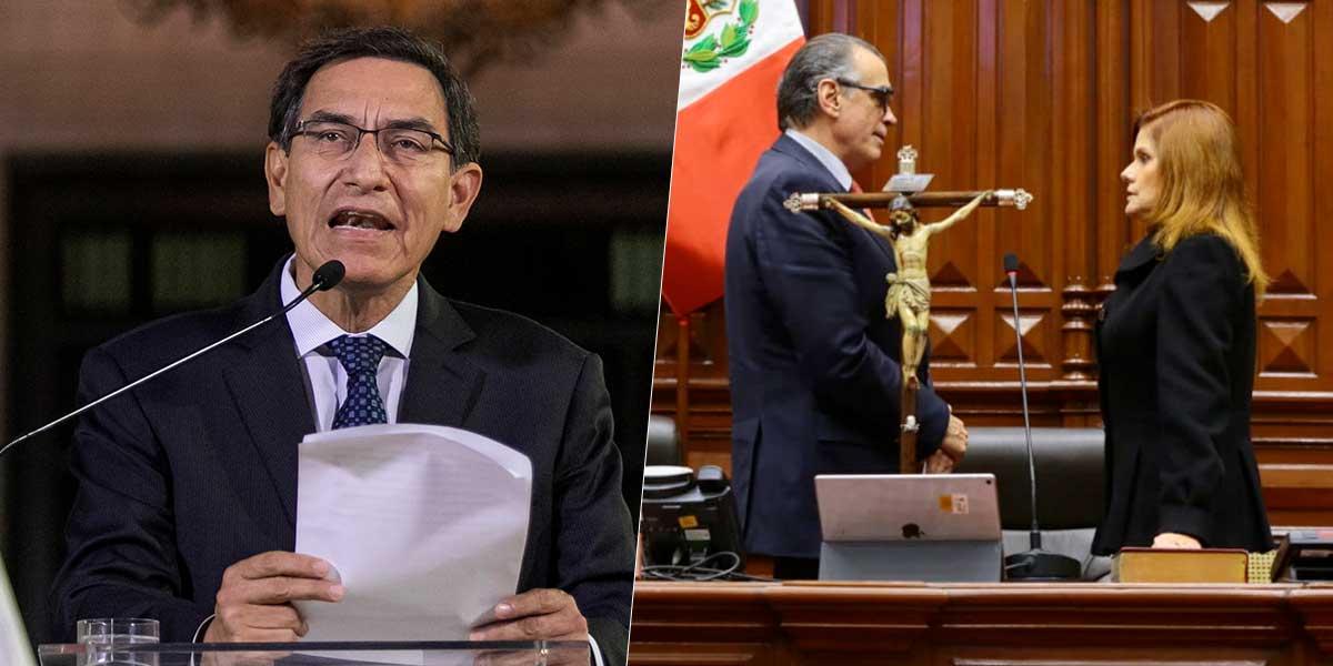 Choque de poderes causa la mayor crisis política de este siglo en Perú