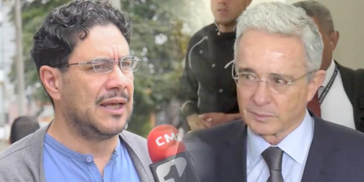 Iván Cepeda pide que se dicte orden de captura contra abogado del senador Uribe