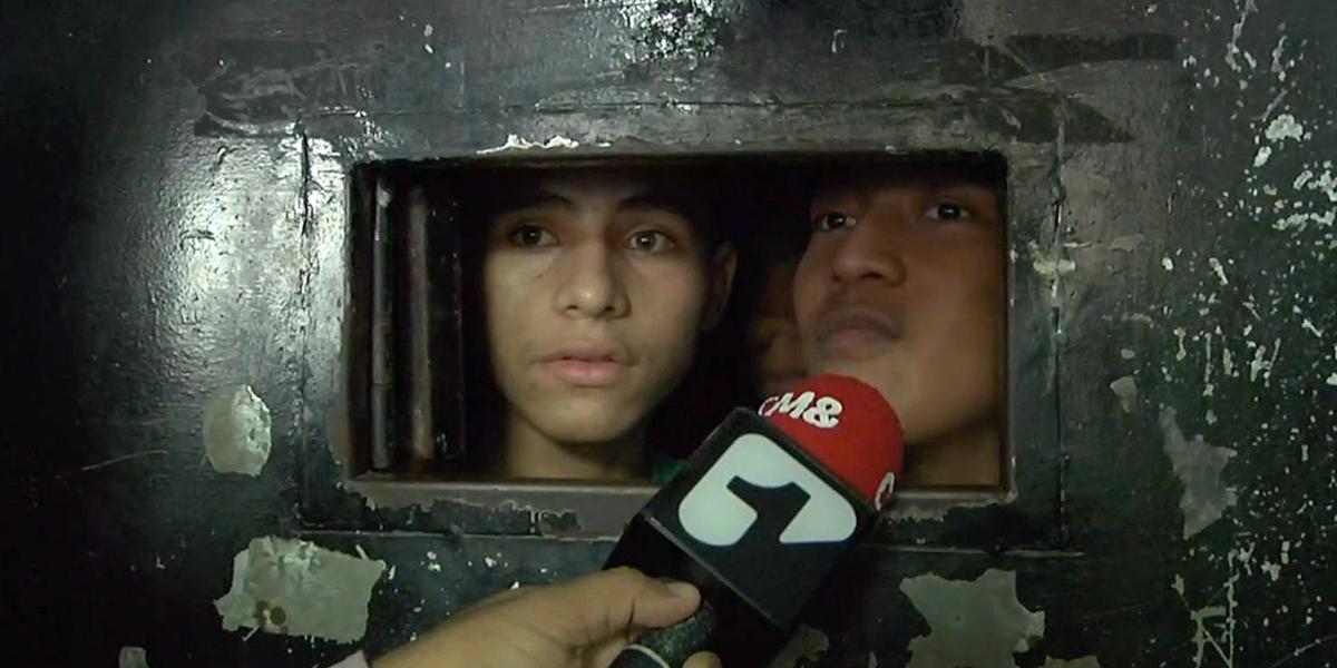 Cuatro internos se autolesionaron en medio de amotinamiento en URI en Barranquilla