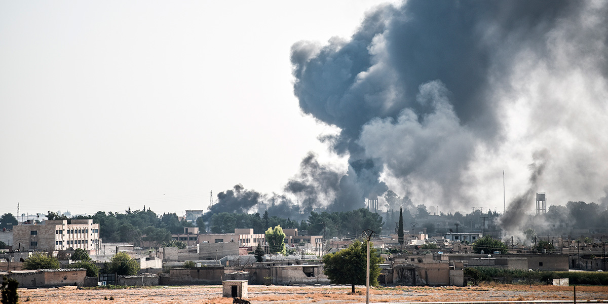 "Irán exige a Turquía ""parar inmediatamente"" sus ataques contra Siria"