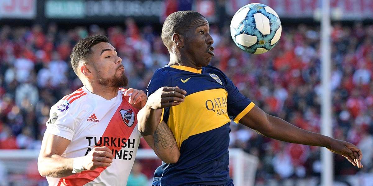 Se viene el primer River – Boca de esta Libertadores y un colombiano será protagonista