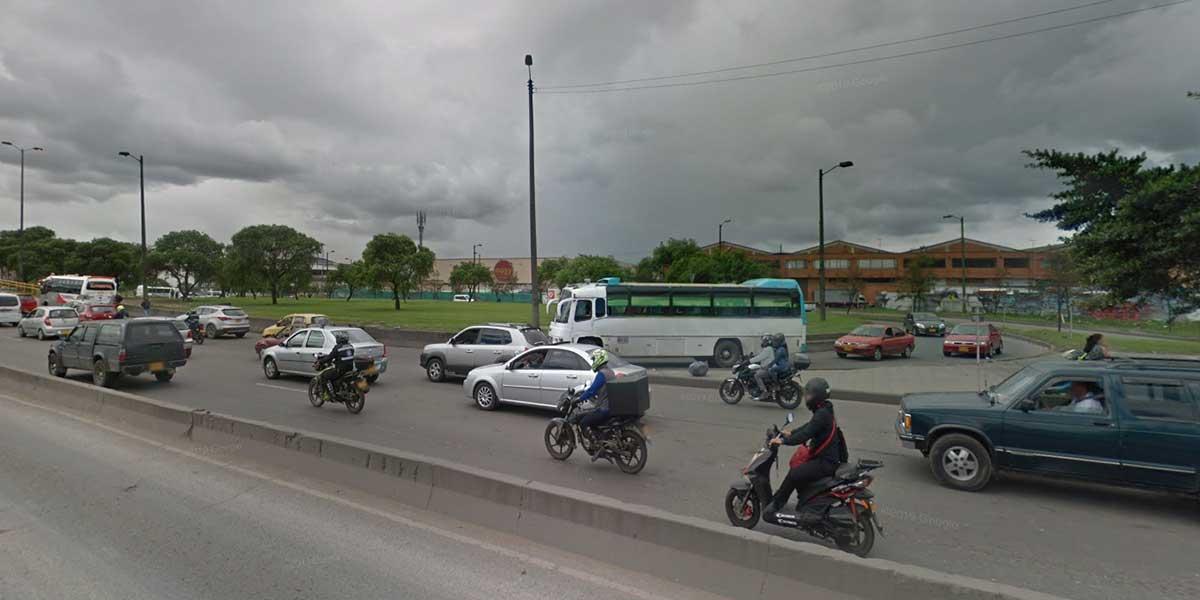 Otras dos vías tendrán límite de velocidad de 50 km/h en Bogotá