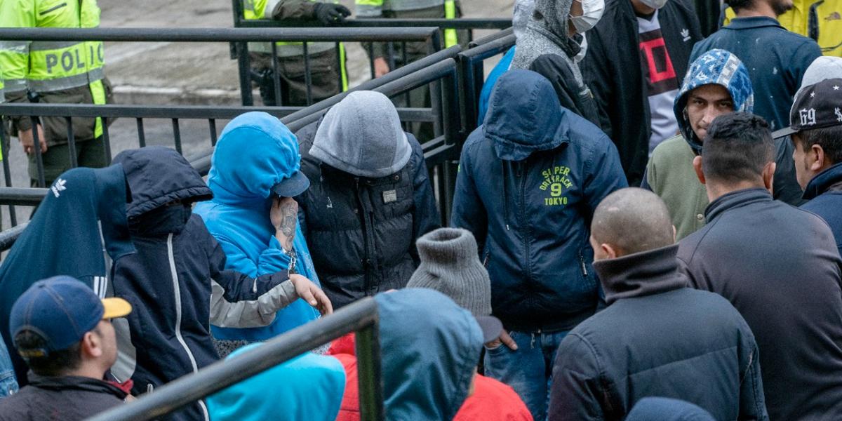 Policía de Bogotá desarticuló 49 estructuras criminales dedicadas al hurto y tráfico de drogas