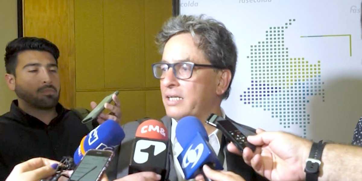 ''Declarar inconstitucional ley de financiamiento le costaría al país cerca de $1.000 billones'': Carrasquilla