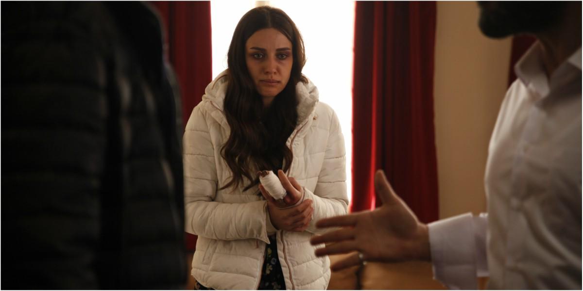cifras de violencia contra las mujeres teleserie turca fugitiva