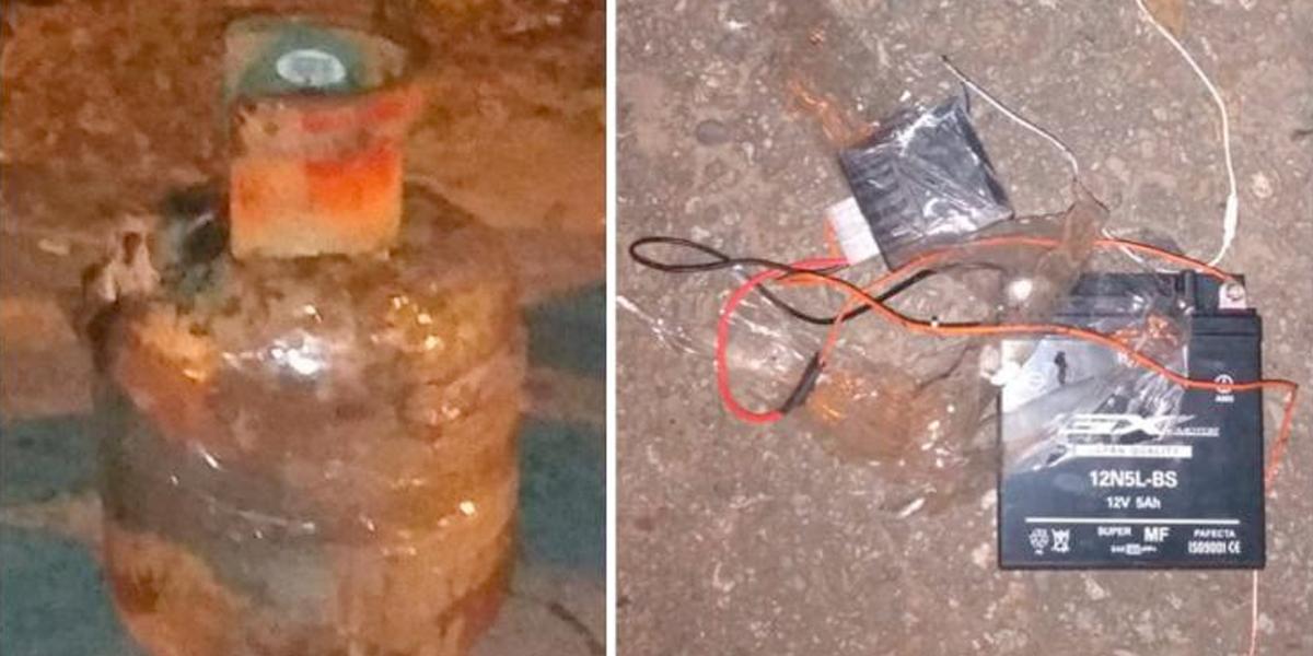 Dos soldados heridos dejó ataque con explosivos en La Macarena, Meta