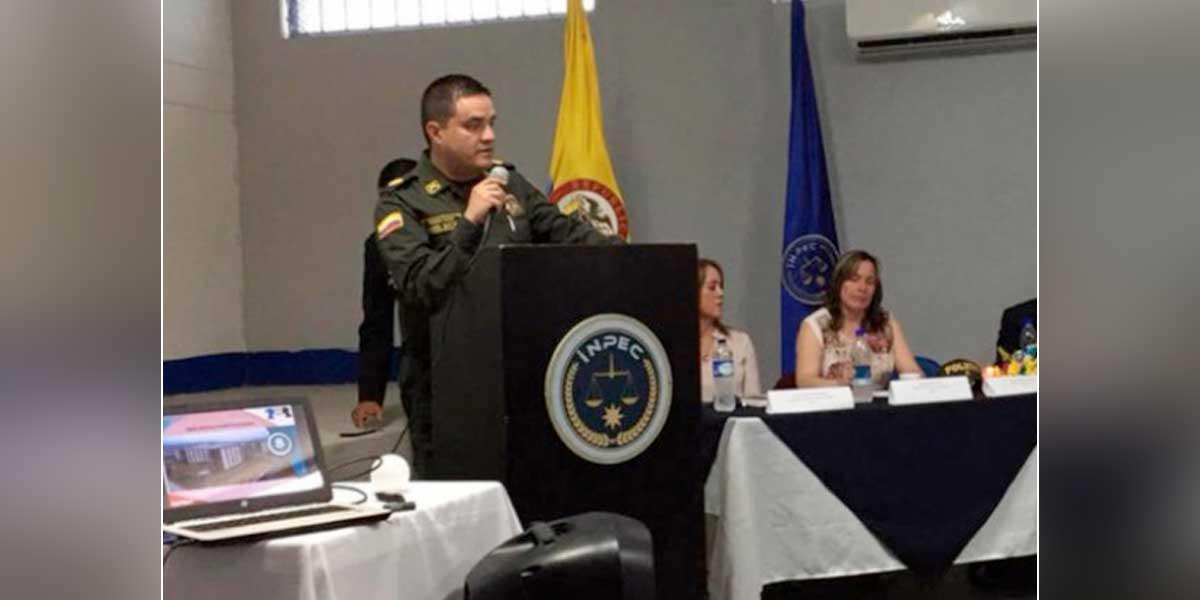 Minjusticia encarga del Inpec al actual subdirector coronel Manuel Quintero