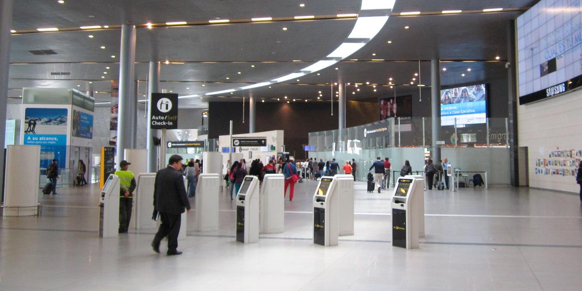 El Aeropuerto El Dorado deberá ampliarse en menos de un año