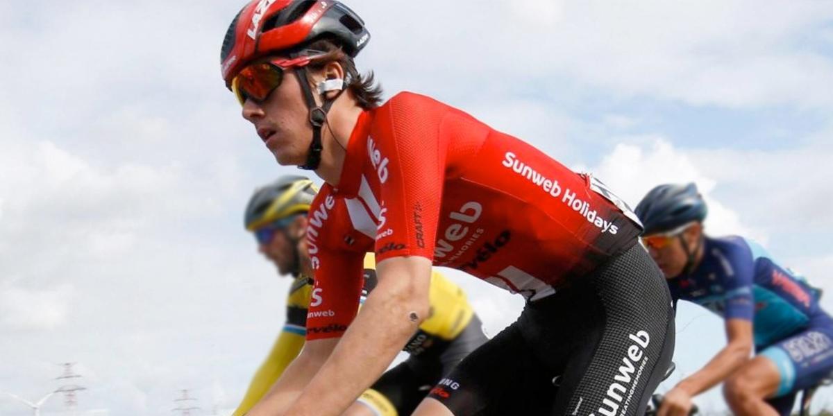 Joven promesa del ciclismo quedó parapléjico tras un accidente en Lombardía