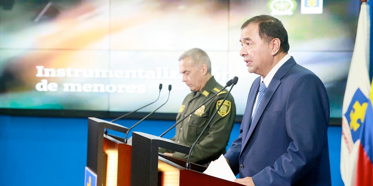 Ofensiva contra el homicidio y el microtráfico: 56 capturados en Magdalena