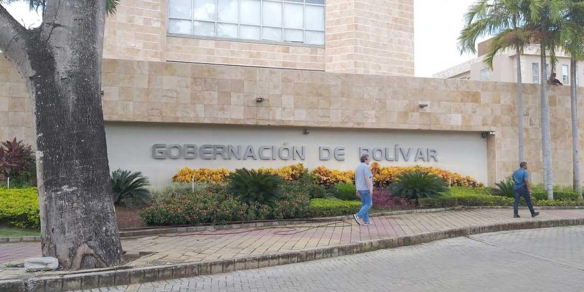 Procuraduría solicitó suspender licitación por $1.400 millones de la Gobernación de Bolívar