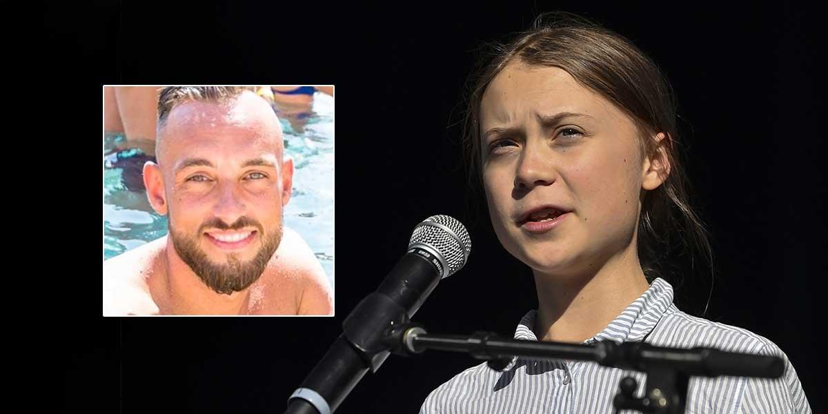 Despiden a entrenador de club de fútbol italiano por insultar a la activista Greta Thunberg