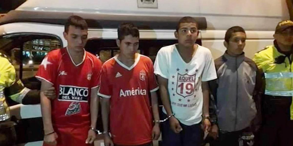 A la cárcel implicados en el asesinato de hincha de Millonarios en Bogotá