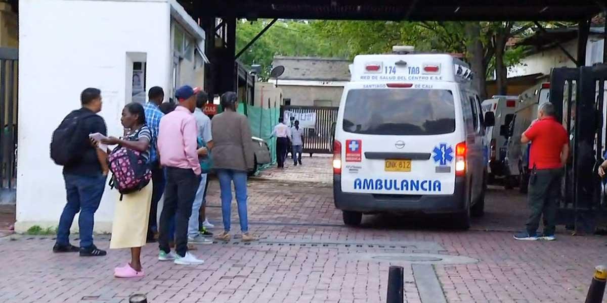 Sustancia desconocida causó una intoxicación masiva en un colegio del Valle del Cauca