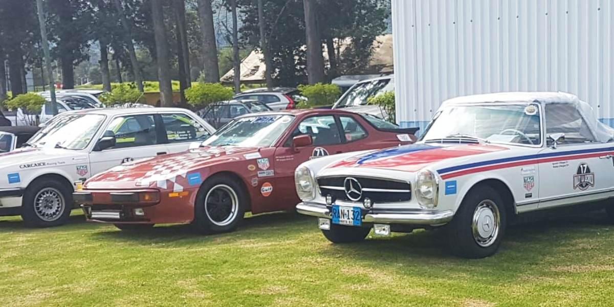 ¿Le gustan los autos vintage? El rally más antiguo de Colombia regresa en noviembre