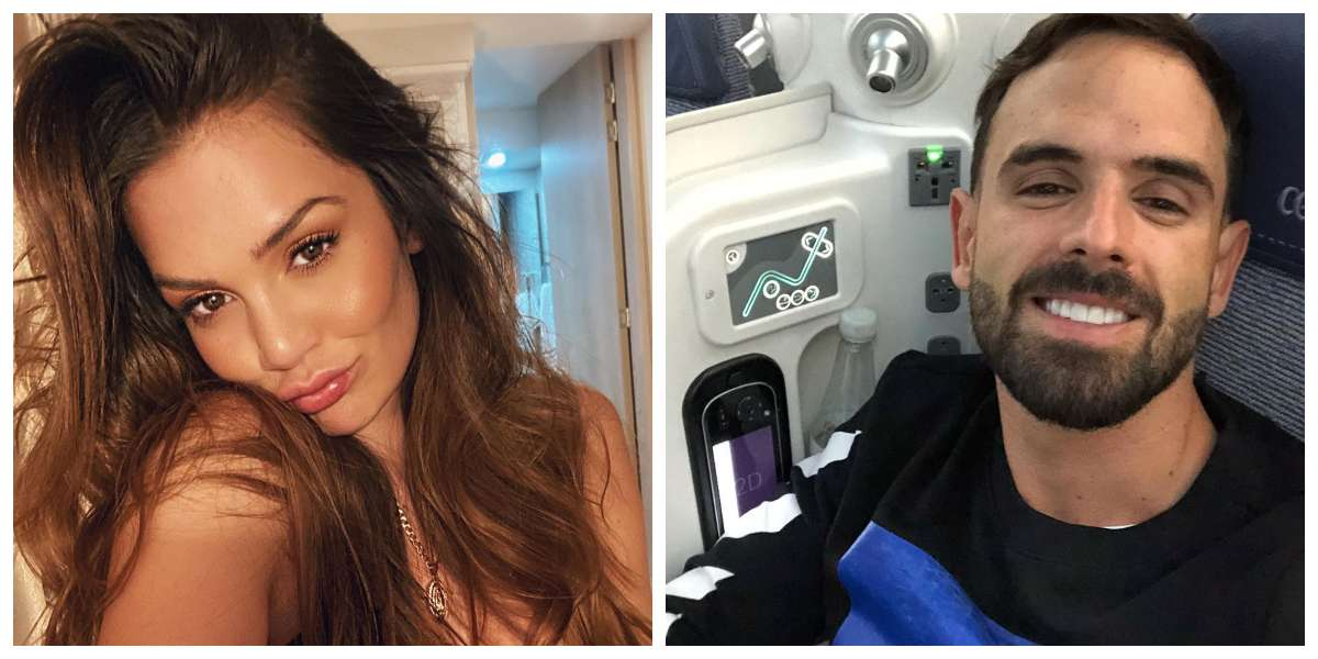Lina Tejeiro quedó atacada llorando luego de este gesto de su novio