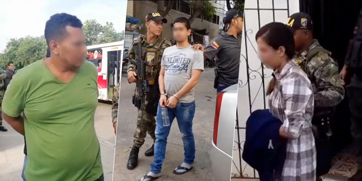 Cayeron 'Los Domiciliarios' en Barranquilla: traficaban heroína y drogas sintéticas