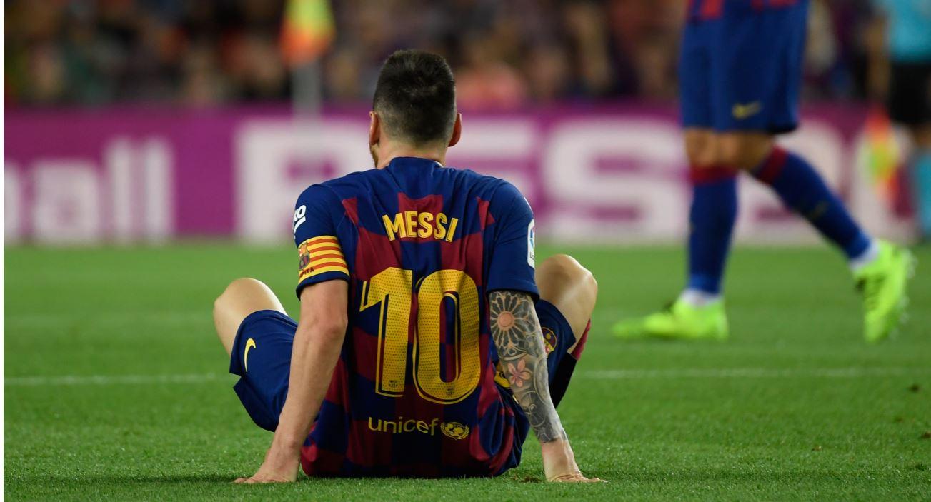 """Messi: """"En un momento tuve en la cabeza largarme de España por problemas con el fisco"""""""