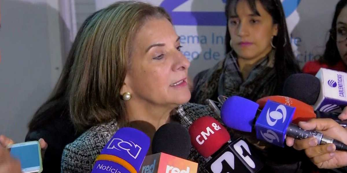 "MinJusticia dice que la fuga de Aida Merlano ""parece un reality show"""