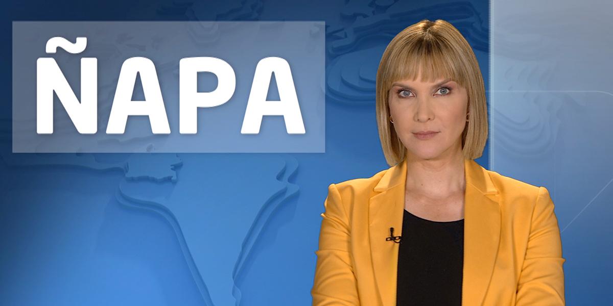 Ñapa dos | «La casa de papel» es la exitosa serie española que narra un robo al banco central. ¿Saben lo que pasó hoy?