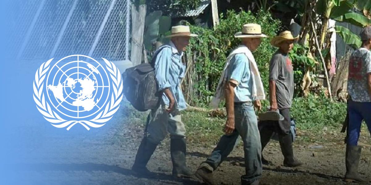 En Colombia defender derechos humanos es de alto riesgo, dice la ONU