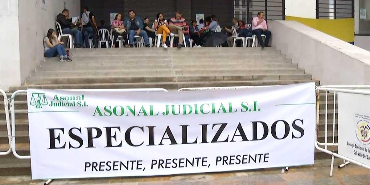 Asonal Judicial rechaza señalamientos sobre responsabilidad de la justicia en fuga de Aida Merlano