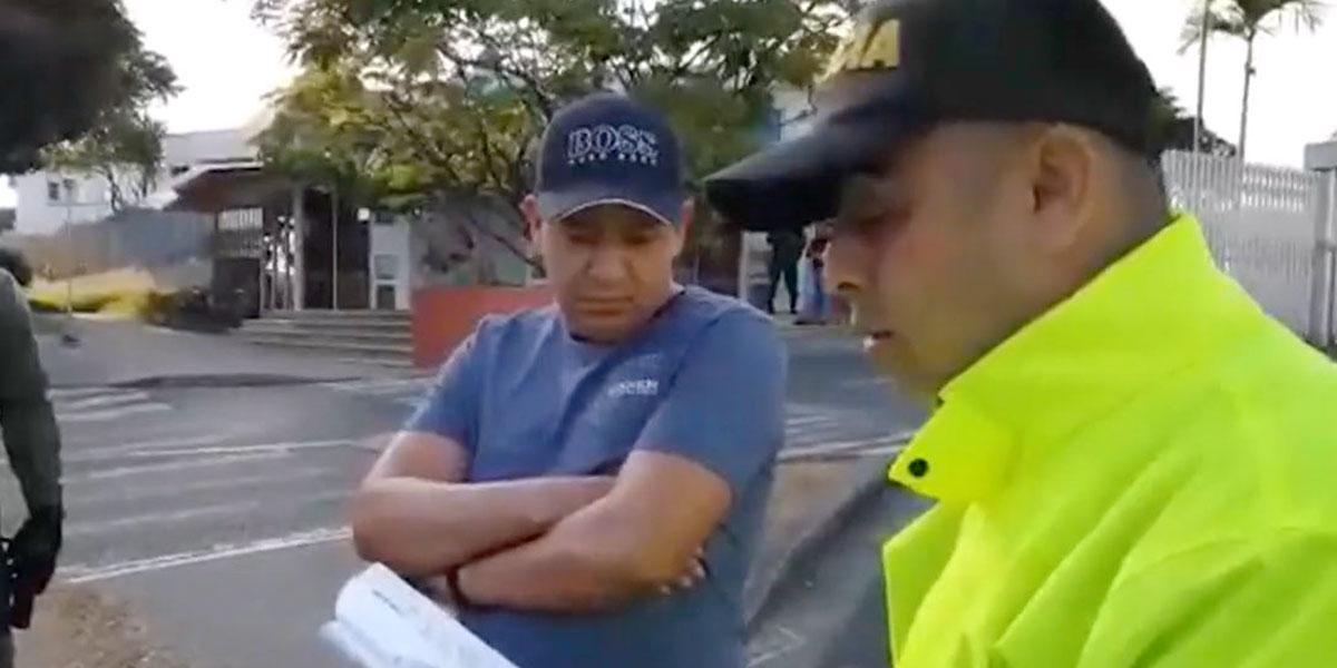 Capturan al 'Príncipe de la heroína' en Pereira, Risaralda