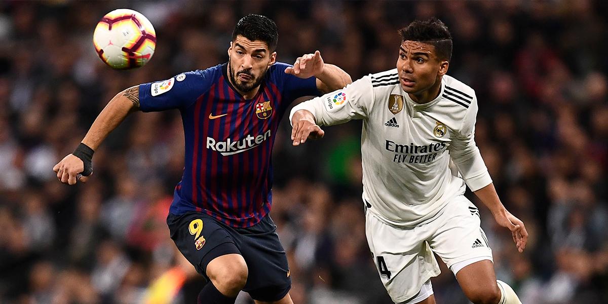 Ya hay nueva fecha para el aplazado clásico Barcelona vs. Real Madrid
