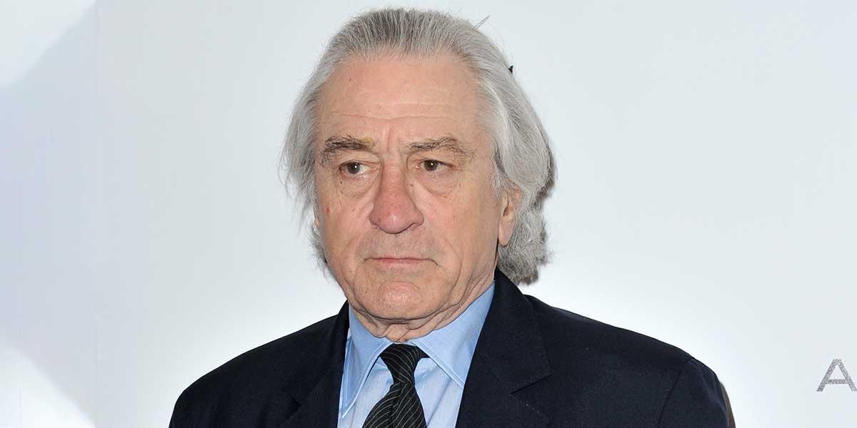 Una exempleada demandó a Robert De Niro por acoso sexual y discriminación