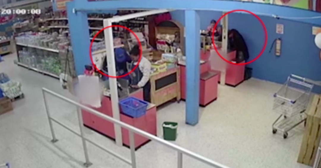 Cayeron 'Los Silenciosos', banda dedicada a robar dinero en efectivo de supermercados en Bogotá