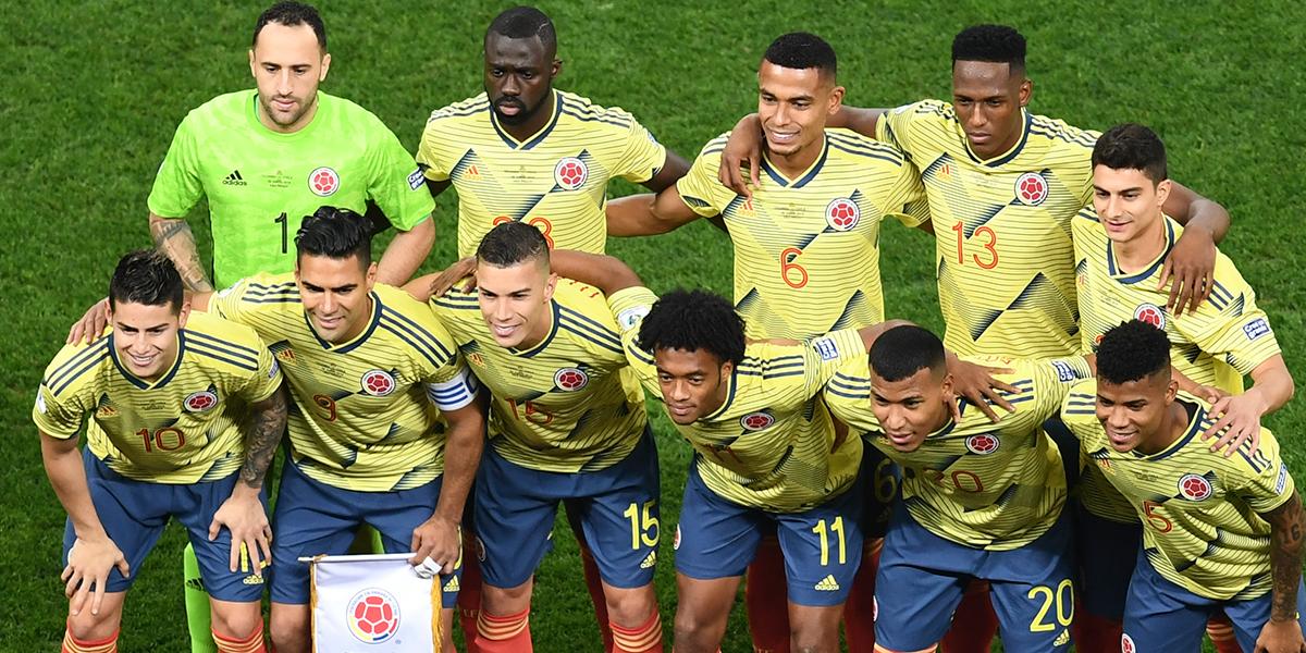 (Fotos) Nuevas imágenes de cómo será la camiseta visitante de Colombia en 2020