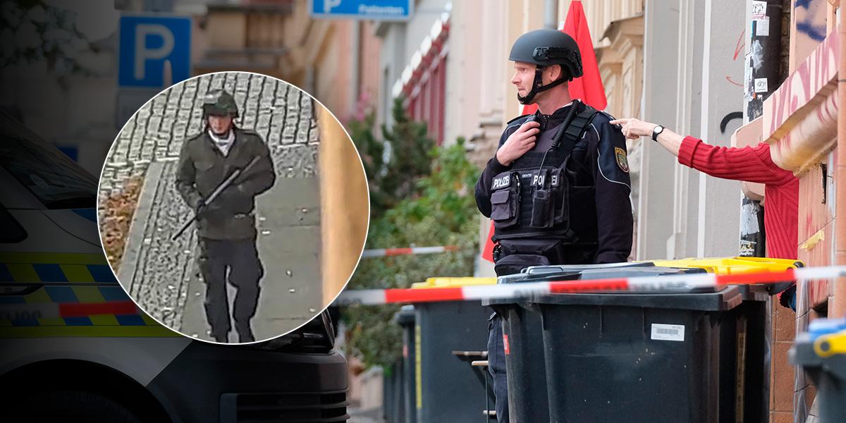 Un detenido tras tiroteo que dejó dos muertos en Alemania