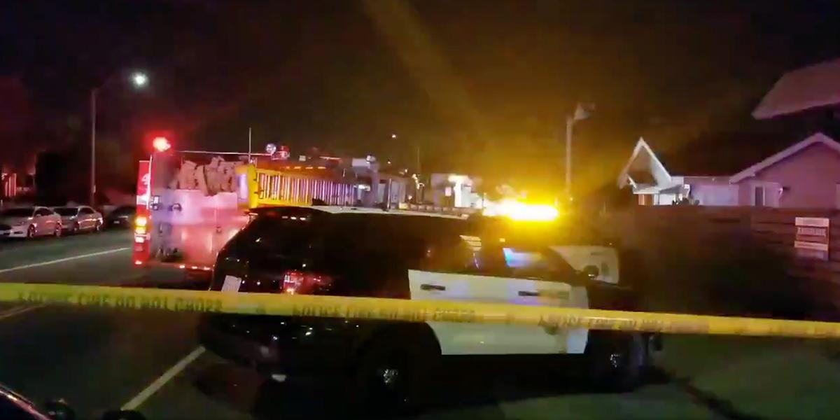 Trágica fiesta de Halloween: al menos tres muertos y nueve heridos deja tiroteo en California