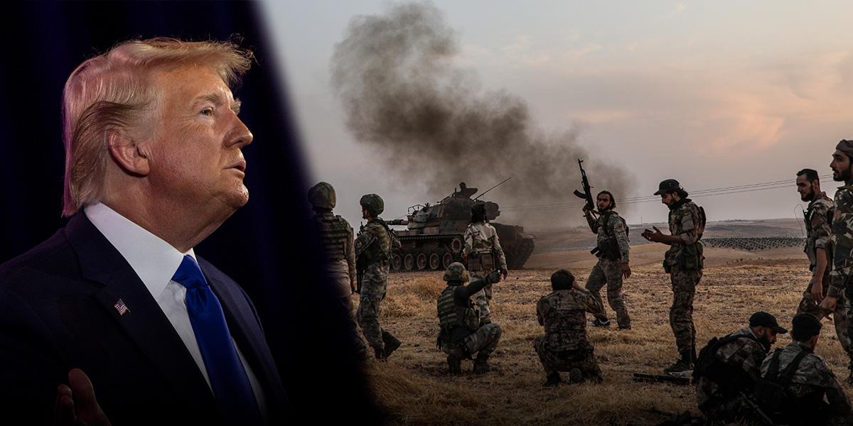 Tras decisión del presidente Trump, coalición confirma retirada del noreste de Siria