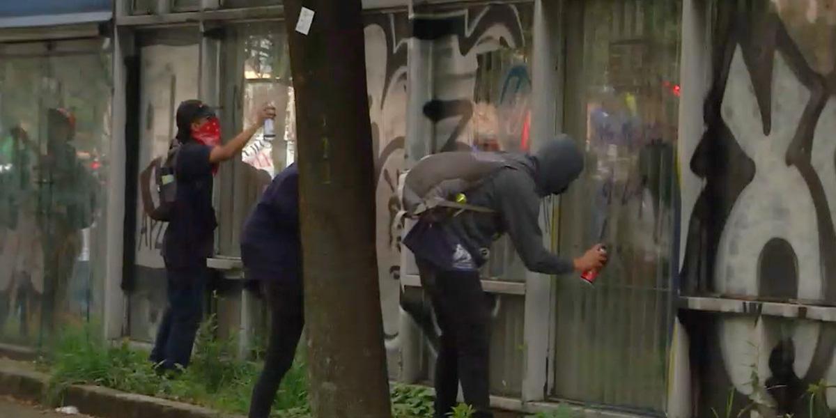 Marchas universitarias dejaron 51 capturados por agresiones: solo dos serán judicializados