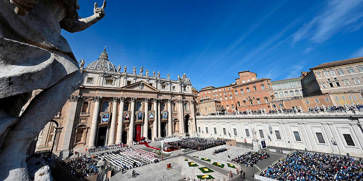 El Vaticano se pronunció sobre versión de que está al borde de la quiebra