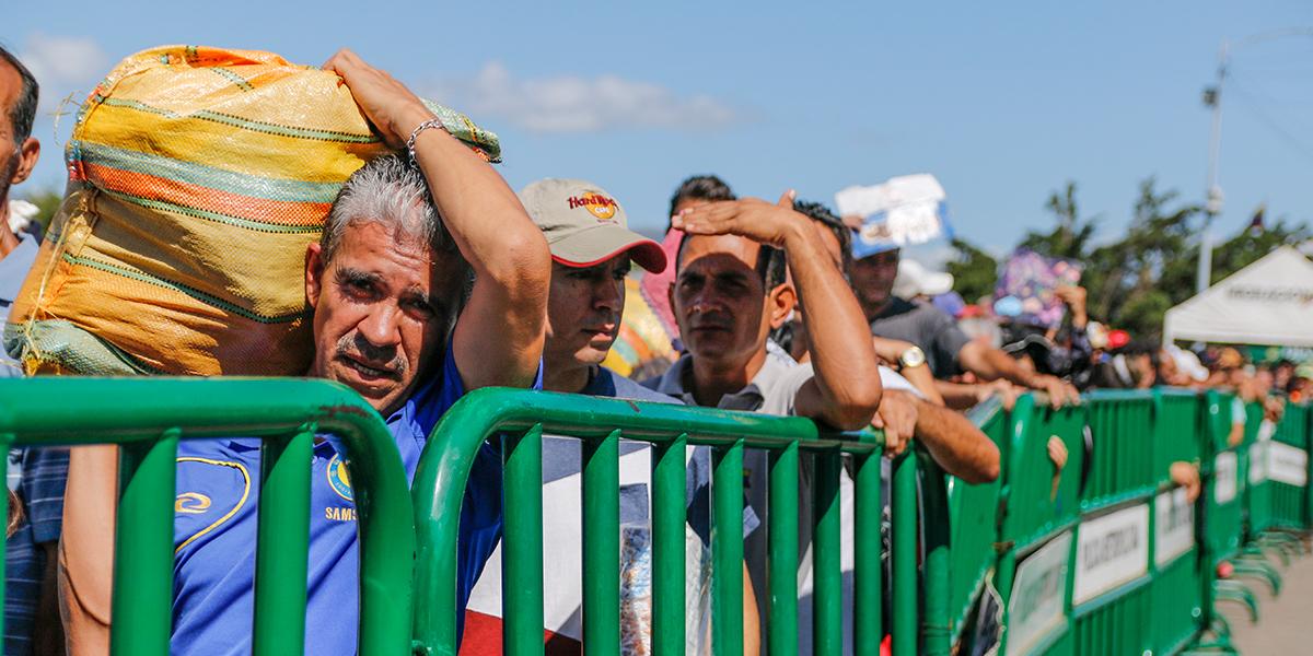 Así se han ubicado los 1.5 millones de migrantes venezolanos que viven en Colombia