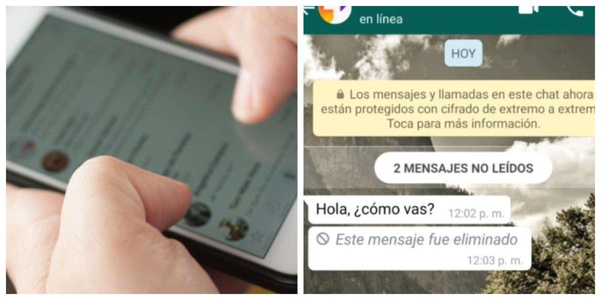 WhatsApp prepara la opción para autodestruir mensajes