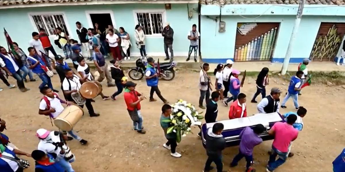 Asociaciones del Cauca definen si rompen acercamientos con el Gobierno por los 16 asesinatos de los últimos días