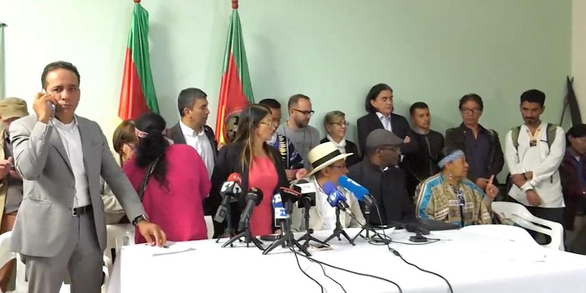 Anuncian gran paro nacional para el próximo 21 de noviembre