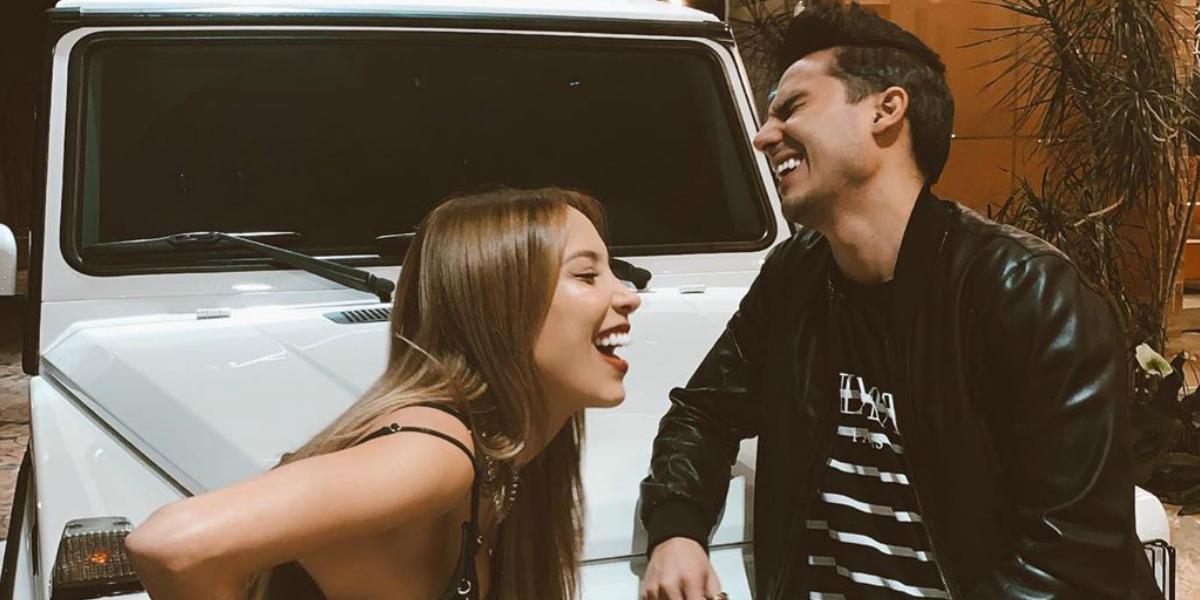 «Que valgan la pena esos madrazos»: lo que no conoces de los besos entre Luisa Fernanda W y Pipe Bueno