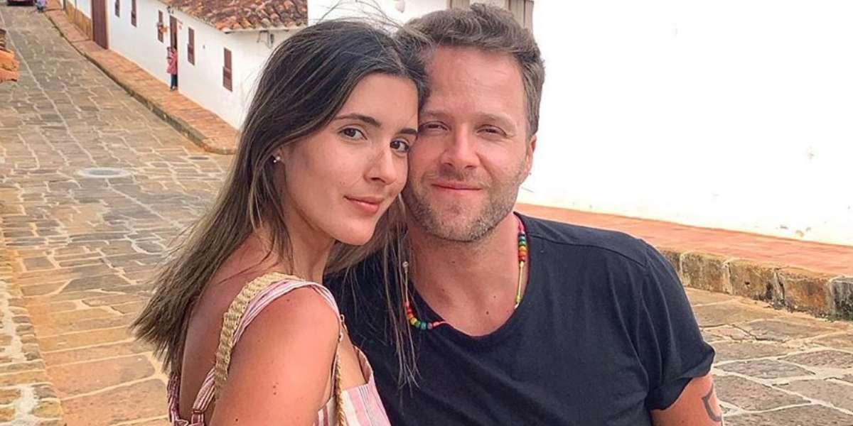 Sebastián Yepes responde por qué casi nos muestra su relación con Alejandra Tamayo