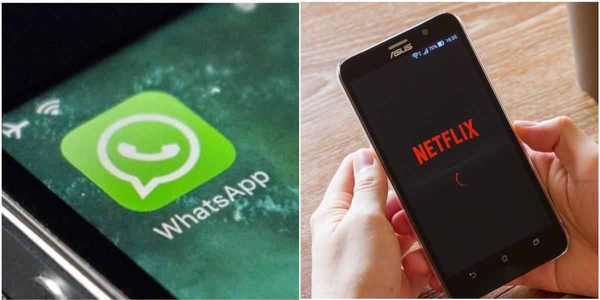 ¡Nueva función de WhatsApp! Así podrás chatear y ver Netflix al mismo tiempo