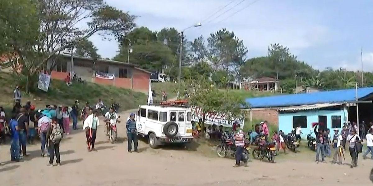 Narcotráfico, culpable de la espiral de violencia en el Cauca