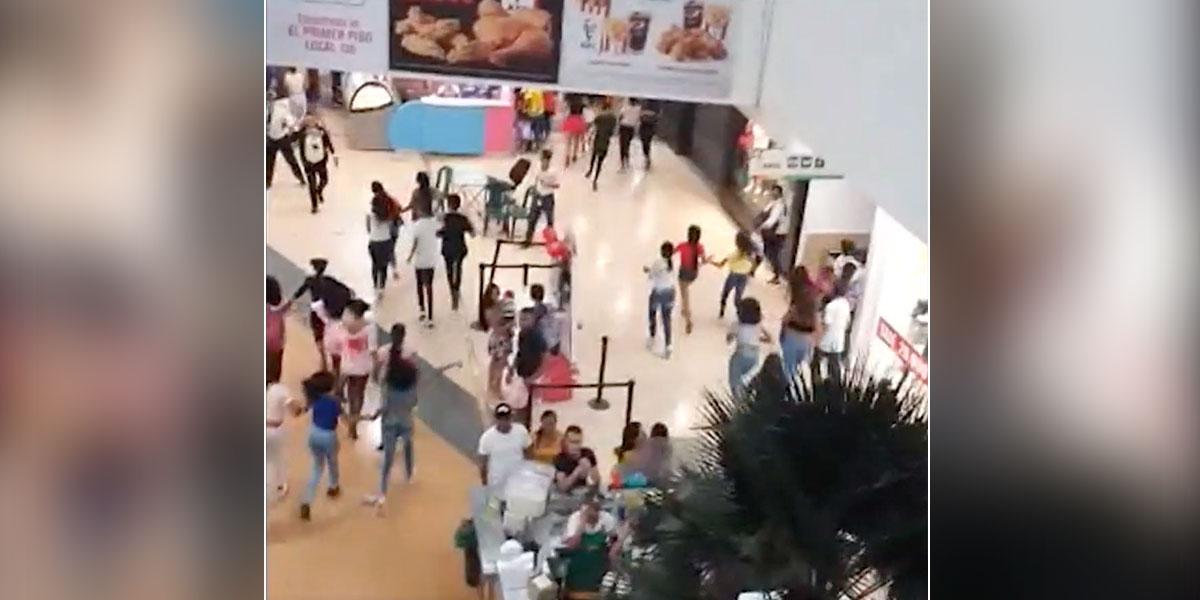 Incumplimiento de artista a un concierto terminó en una estampida en Soledad, Atlántico