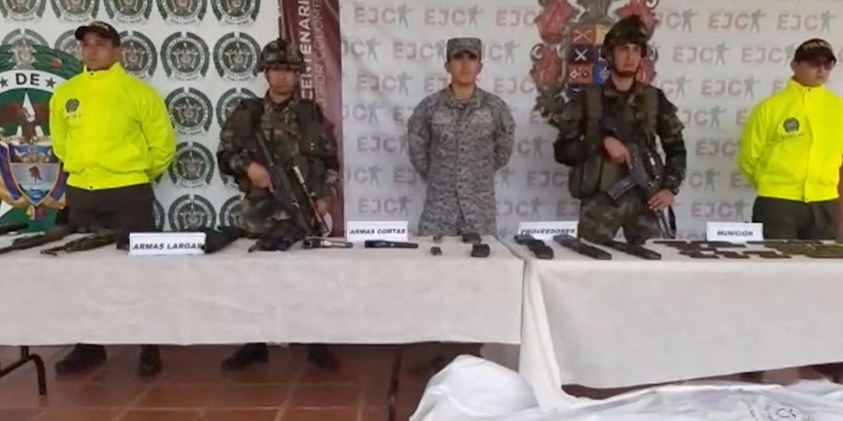 Duro golpe al ELN en el Cauca, fue abatido alias 'José'